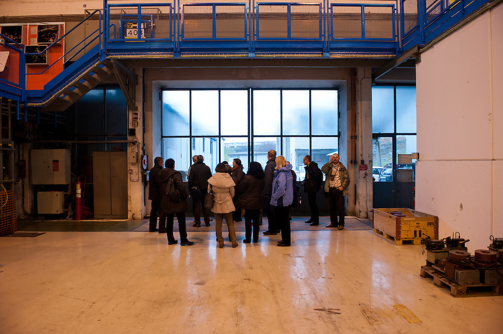 Visit to PS/LINAC (Proton Synchrotron / linear accelerator)