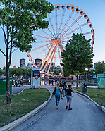 Attraction - Montreal Observation Wheel