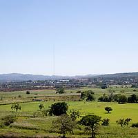 Valle del rio Turbio, Barquisimeto, Estado Lara, Venezuela