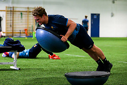 during training ahead of the European Challenge Cup Pool Fixture against State Francais - Mandatory by-line: Robbie Stephenson/JMP - 15/01/2019 - RUGBY - Sixways Stadium - Worcester, England - Worcester Warriors Training