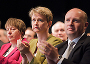 Labour Annual Conference<br /> at the Echo Arena & BT Convention Centre, Liverpool, Great Britain <br /> 25th to 28th September 2011 <br /> <br /> The Right Honourable<br /> Yvette Cooper <br /> MP<br /> <br /> Shadow Home Secretary<br /> <br /> Photograph by Elliott Franks