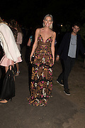 SOPHIA HESKETH, Serpentine's Summer party co-hosted with Christopher Kane. 15th Serpentine Pavilion designed by Spanish architects Selgascano. Kensington Gardens. London. 2 July 2015.