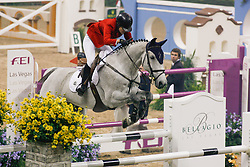 Levy Kate, USA, Vent Du Nord<br /> World Cup Final Jumping - Las Vegas 2007<br /> © Hippo Foto - Dirk Caremans<br /> 22/04/2007