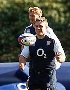 England Training 081112