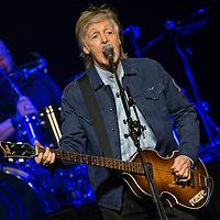 Sir Paul McCartney in concert at The SSE Hydro, Glasgow, Great Britain 14th December 2018