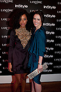 CORINNE BAILEY RAE; EILIDH MACASKILL; , InStyle's Best Of British Talent Party in association with Lancome. Shoreditch HouseLondon. 25 January 2011, -DO NOT ARCHIVE-© Copyright Photograph by Dafydd Jones. 248 Clapham Rd. London SW9 0PZ. Tel 0207 820 0771. www.dafjones.com.