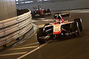May 22, 2014: Monaco Grand Prix: Jules Bianchi, Marussia f1 team