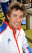 Reading, GREAT BRITIAN, Zac PURCHASE, British Olympic Association, BOA, 2008 Beijing Olympic Rowing Team Announcement for 2008 Beijing Olympic Games, CHINA. .Redgrave and  Pinsent Rowing Lake, Caversham Training Centre, on Thursday, 26/06/2008. [Mandatory Credit:  Peter SPURRIER / Intersport Images] Rowing course: GB Rowing Training Complex, Redgrave Pinsent Lake, Caversham, Reading