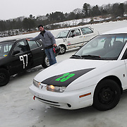 BRUNSWICK, Maine -- 2/23/13 -- . End of race wrap up. Photo by Roger S. Duncan.  .