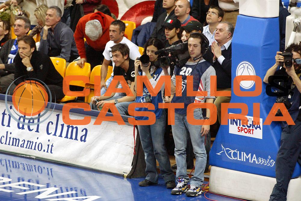 DESCRIZIONE : Bologna Lega A1 2005-06 Climamio Fortitudo Bologna Lottomatica Virtus Roma <br /> GIOCATORE : Pozzo <br /> SQUADRA : Climamio Fortitudo Bologna <br /> EVENTO : Campionato Lega A1 2005-2006 <br /> GARA : Climamio Fortitudo Bologna Lottomatica Virtus Roma <br /> DATA : 26/03/2006 <br /> CATEGORIA : Ritratto <br /> SPORT : Pallacanestro <br /> AUTORE : Agenzia Ciamillo-Castoria/G.Ciamillo