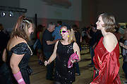 The dance floor at the Shermer High School 1986 Spring Dance that's part of the Ferris Fest at the Athletico Center on, Friday, March 20, 2016, in Northbrook. (Photo by Rob Hart)