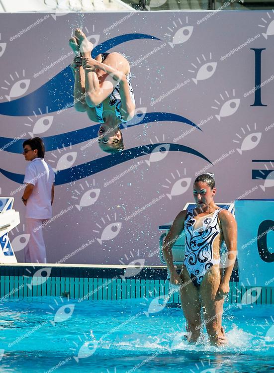 Sincro Seregno<br /> Preliminari Combo<br /> Campionato assoluto estivo nuoto sincronizzato<br /> 6-8 Giugno 2014<br /> Roma, Foro Italico<br /> Day02<br /> Photo Pasquale Mesiano/Deepbluemedia/Insidefoto