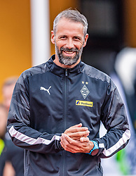 17.07.2019, Kufstein Arena, Kufstein, AUT, Testspiel, Borussia Dortmund vs Istanbul Basaksehir FC, im Bild Trainer Marco Rose (Borussia Mönchengladbach) // during a test match for the upcoming Season between Borussia Dortmund and Istanbul Basaksehir FK at the Kufstein Arena in Kufstein, Austria on 2019/07/17. EXPA Pictures © 2019, PhotoCredit: EXPA/ Stefan Adelsberger
