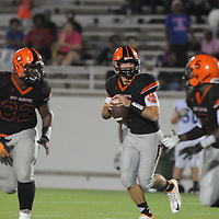 New Hanover High School hosted Wilson Hunt Friday September 5, 2014 in Wilmington, N.C. (Jason A. Frizzelle)