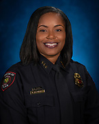 HISD Police Department Asist. Chief Rogers