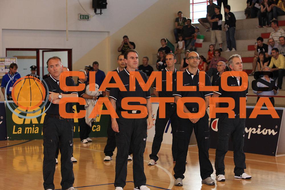 DESCRIZIONE : Campli Amichevole Italia Iran<br /> GIOCATORE : Recalcati Piccin<br /> SQUADRA : Nazionale Italia Uomini <br /> EVENTO : Torneo Internazionale Campli<br /> GARA : Italia Iran<br /> DATA : 27/05/2008 <br /> CATEGORIA : Ritratto<br /> SPORT : Pallacanestro <br /> AUTORE : Agenzia Ciamillo-Castoria/M.Carrelli