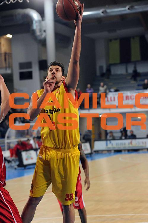 DESCRIZIONE : Frosinone Lega Basket A2 2011-12  Prima Veroli ASS. Pall. S.Antimo<br /> GIOCATORE : David Brkic<br /> CATEGORIA : tiro<br /> SQUADRA : Prima Veroli<br /> EVENTO : Campionato Lega A2 2011-2012 <br /> GARA : Prima Veroli ASS. Pall. S.Antimo <br /> DATA : 13/01/2012<br /> SPORT : Pallacanestro  <br /> AUTORE : Agenzia Ciamillo-Castoria/ GiulioCiamillo<br /> Galleria : Lega Basket A2 2011-2012  <br /> Fotonotizia : Frosinone Lega Basket A2 2011-12 Prima Veroli ASS. Pall. S.Antimo<br /> Predefinita :