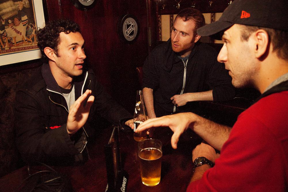Baron Vaughn, Louis Katz, Jesse Popp, Anthony Jeselnik - Whiplash - April 30, 2012 - UCB Theater, New York