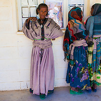 Women wait for care at the Hamlin Fistula Hospital in Mekelle, Ethiopia