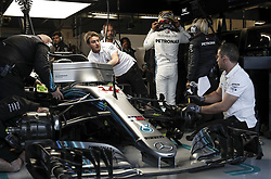 October 19, 2018 - Austin, Texas, U.S. - #44 Lewis Hamilton (GBR, Mercedes AMG Petronas F1 Team): FIA Formula One World Championship; 2018; Grand Prix; United States, FORMULA 1 PIRELLI 2018 UNITED S GRAND PRIX , Circuit of The Americas. (Credit Image: © Hoch Zwei via ZUMA Wire)
