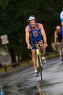 Adam Cashmore (AUS). Subaru Olympic Distance Triathlon. 2012 Geelong Multi Sport Festival. Eastern Beach, Geelong, Victoria, Australia. 12/02/2012. Photo By Lucas Wroe