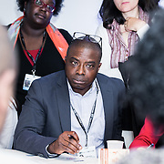 20160616 - Brussels , Belgium - 2016 June 16th - European Development Days - Awareness raising on migrants positive contributions - Gibril Faal , Interim Director , Africa-Europe Development Platform © European Union