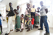 Screening, Day One, Operation Smile to Beira, Mozambique. 6th June - 15th June 2014. Macuti Hospital.<br /> <br /> (Operation Smile Photo - Zute Lightfoot)