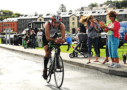 Tomas O'Dowd from Castlebar finished in 3rd place in Gaelforce...Pic Conor McKeown