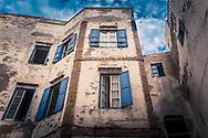 Blue Windows, Essaouira, Morocco
