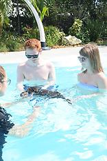 2-14-17 1:00 Otter Swim
