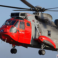 Sea King Rescue 177 Farewell