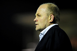 Bristol Rugby's Director of Rugby, Andy Robinson before the game - Photo mandatory by-line: Dougie Allward/JMP - Tel: Mobile: 07966 386802 08/03/2013 - SPORT - RUGBY - Memorial Stadium - Bristol. Bristol v Nottingham - RFU Championship.