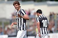 Fernando Llorente Juventus, Saint Vincent 17/7/2013 <br /> Partita amichevole Juventus vs Dilettanti Valdostani<br /> Football Calcio 2013/2014 Serie A<br /> Foto Marco Bertorello Insidefoto