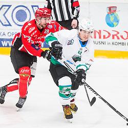 20180306: SLO, Hockey - Alps Hockey League, Quarterfinal, 1st match - HDD Jesenice vs SZ HD Olimpija