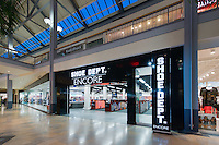 Interior Image of Shoe Dept Encore Store at White Marsh Mall in Baltimore MD by Jeffrey Sauers of Commercial Photographics, Architectural Photo Artistry in Washington DC, Virginia to Florida and PA to New England