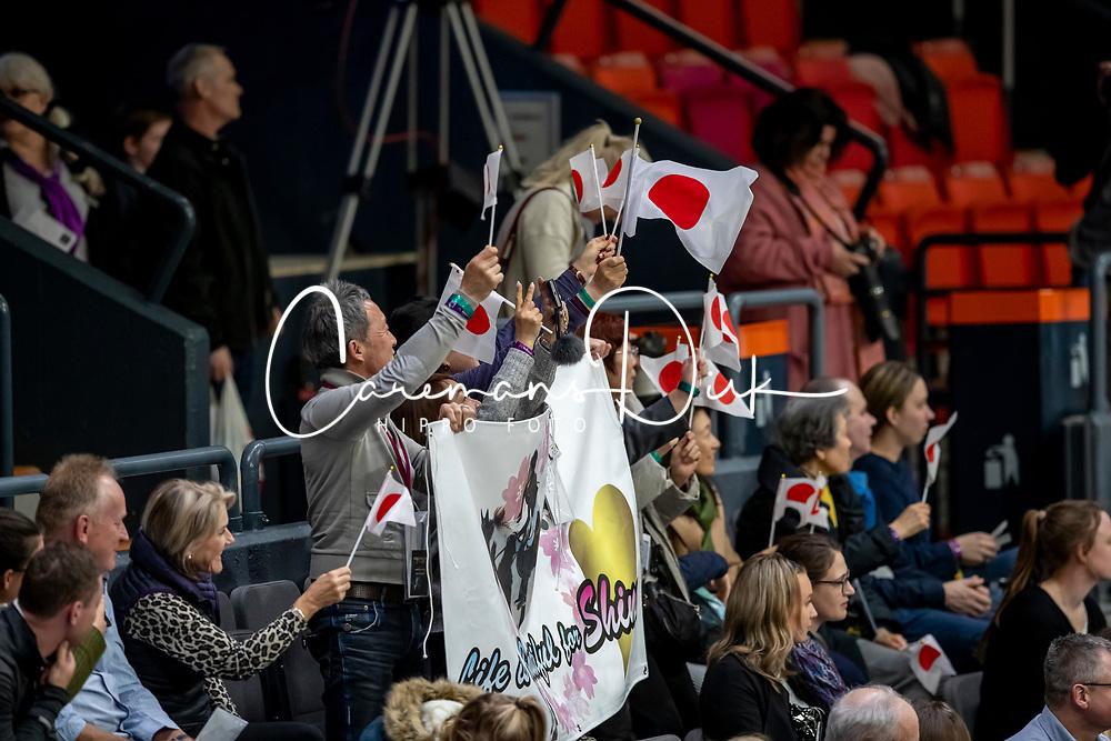 Hirota Shino, JPN, Life is Beautiful<br /> LONGINES FEI World Cup™ Finals Gothenburg 2019<br /> © Hippo Foto - Stefan Lafrentz<br /> 04/04/2019