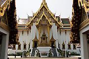 Dusit Maha Prasat Hall, Bangkok, Thailand