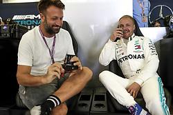 May 10, 2019 - Barcelona, Spain - Motorsports: FIA Formula One World Championship 2019, Grand Prix of Spain, ..Paul Ripke (GER), #77 Valtteri Bottas (FIN, Mercedes AMG Petronas Motorsport) (Credit Image: © Hoch Zwei via ZUMA Wire)