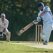 Cricket - Cavs vs Boston University