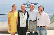 Monte Carlo, Monaco - JUNE 13:   Cast of Crimi CLowns pose for an Exclusive Photoshoot on June 13, 2013 in Monte Carlo, Monaco. (Photo by Tony BARSON/ BARSONIMAGES)