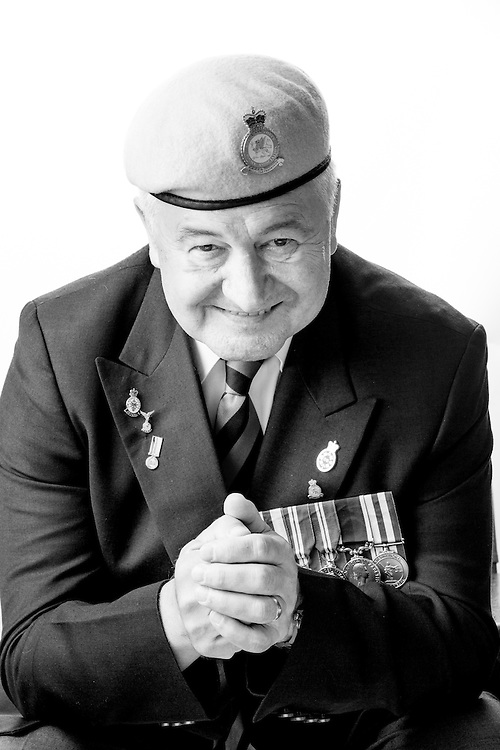 David j Budd, RAF Police, 1965-1991, Sergeant