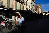 Italy-Piedmont, Saluzzo