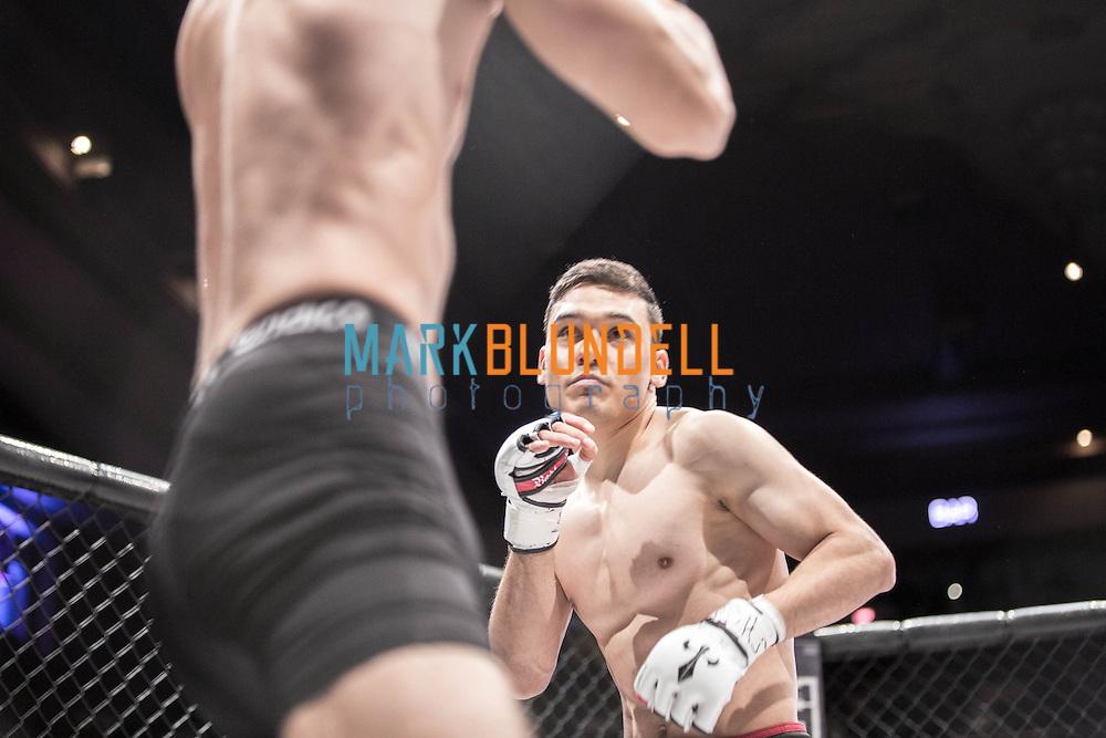 Shafi Khaliqiar vs. Piotr Sypinewski