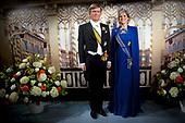 Koning Willem-Alexander en koningin Maxima in Madame Tussauds