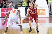 DESCRIZIONE : Roma Lega A 2013-2014 Acea Roma Cimberio Varese<br /> GIOCATORE : Andrea De Nicolao<br /> CATEGORIA : palleggio schema<br /> SQUADRA : Cimberio Varese<br /> EVENTO : Campionato Lega A 2013-2014<br /> GARA : Acea Roma Cimberio Varese<br /> DATA : 11/05/2014<br /> SPORT : Pallacanestro <br /> AUTORE : Agenzia Ciamillo-Castoria/M.Simoni<br /> Galleria : Lega Basket A 2013-2014  <br /> Fotonotizia : Roma Lega A 2013-2014 Acea Roma Cimberio Varese<br /> Predefinita :