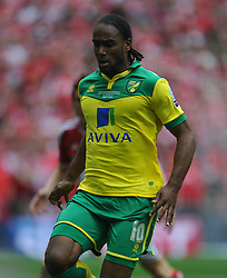 Cameron Johnson Norwich, Middlesbrough v Norwich, Sky Bet Championship, Play Off Final, Wembley Stadium, Monday  25th May 2015