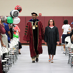 Charter School graduation- CMU affiliate