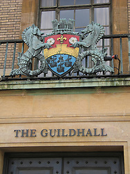 The Guildhall, University of Cambridge, Cambridge, England