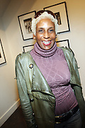 Renee Cox at The Opening for Deb Willis' new book ' Posen Beauty ' held at NYU Tisch School of the Arts on October 8, 2009 in New york City..