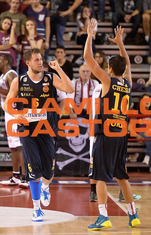 DESCRIZIONE : Ferentino LNP DNA Adecco Gold 2013-14 FMC Ferentino Manital Torino<br /> GIOCATORE : Stefano Mancinelli<br /> CATEGORIA : esultanza<br /> SQUADRA : Manital Torino<br /> EVENTO : Campionato LNP DNA Adecco Gold 2013-14<br /> GARA : FMC Ferentino Manital Torino<br /> DATA : 06/10/2013<br /> SPORT : Pallacanestro<br /> AUTORE : Agenzia Ciamillo-Castoria/R.Morgano<br /> Galleria : LNP DNA Adecco Gold 2013-2014<br /> Fotonotizia : Ferentino LNP DNA Adecco Gold 2013-14 FMC Ferentino Manital Torino<br /> Predefinita :